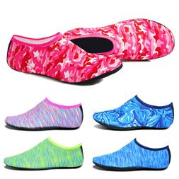 Womens Mens Barefoot Water Skin Shoes Quick Dry Aqua Socks Y