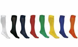 Knee High Long Socks Baseball Soccer Football NEW