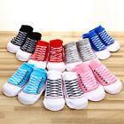1 Pair Baby Girl Boy Anti-slip Cotton Socks Newborn Slipper