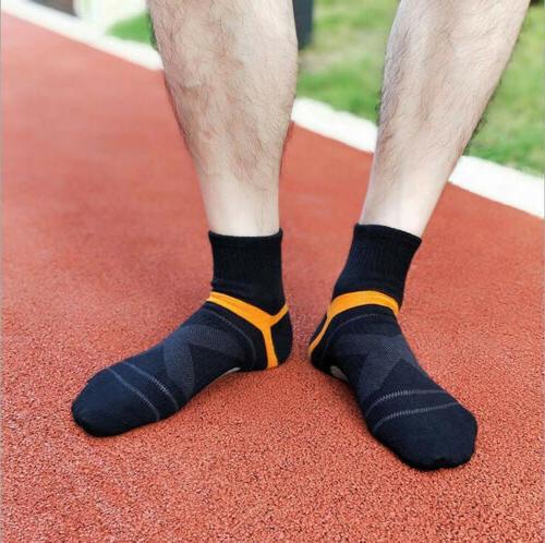 10 Men Sock Low Cut Running Casual Socks
