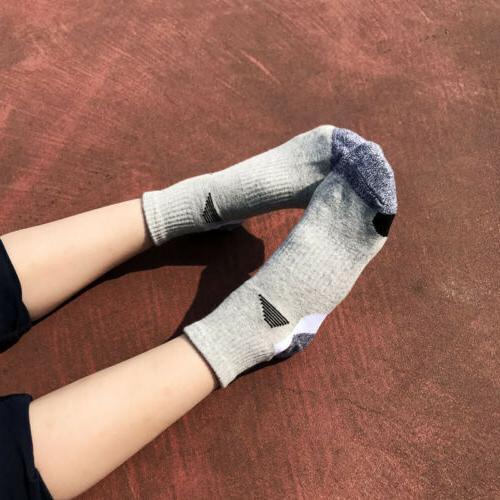 10 Sock Low Running Crew Casual Socks