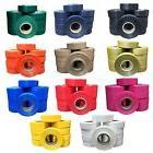 10 ROLLS of Color Hockey Sock Tape / Soccer Tape / Shin Pad