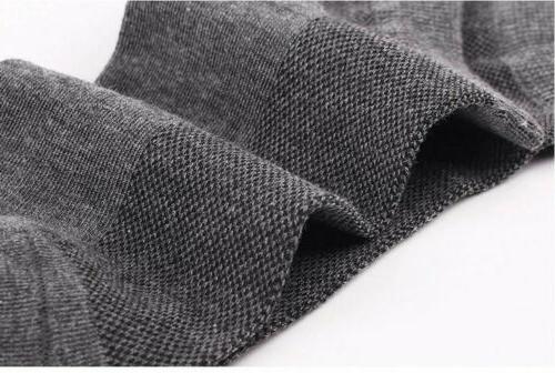 10Pair Short Soild Ankle Casual Cut