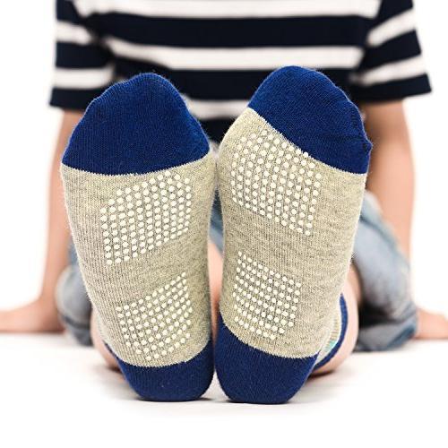 12 Pairs Baby Boys Toddler Cotton Socks Years