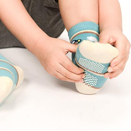 12 Boys Socks with 1-3 Years by Flanhiri