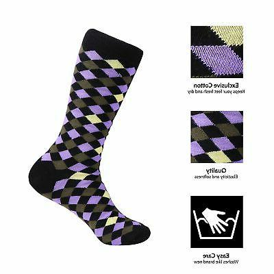 12 Men's Socks Cotton