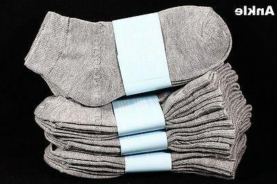 3 PACK Kid's Boy Socks Lot Spandex Baby Toddler 0-12 4-6 6-8
