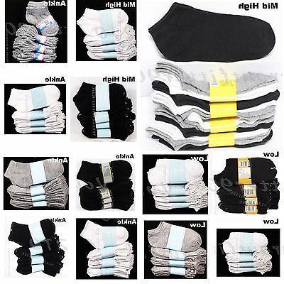 12 pair lot boy girl socks spandex