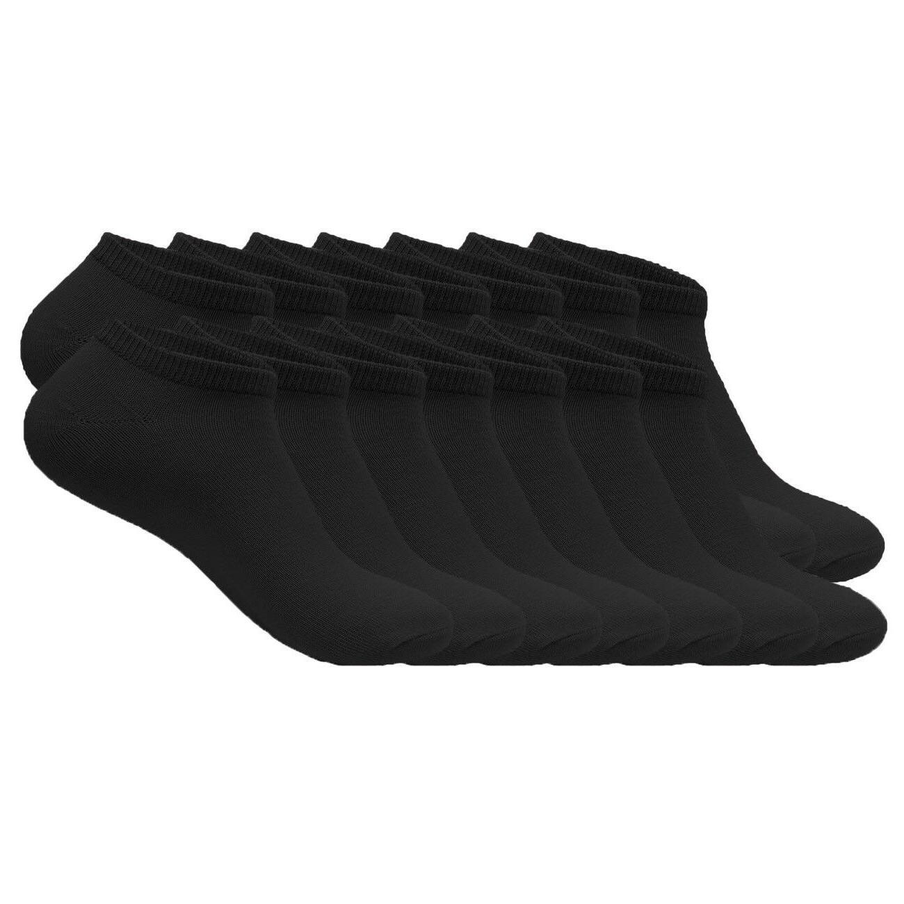 14 pairs men s low cut ankle