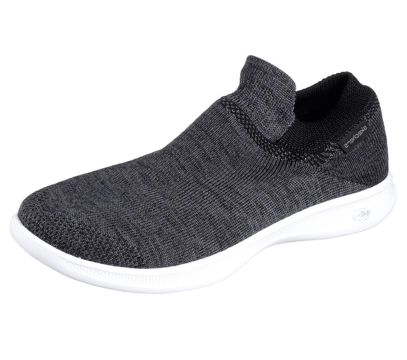 94c3eca5a80 14505 BKW Black Skechers shoe Go Step Lite Women Sport Slipo