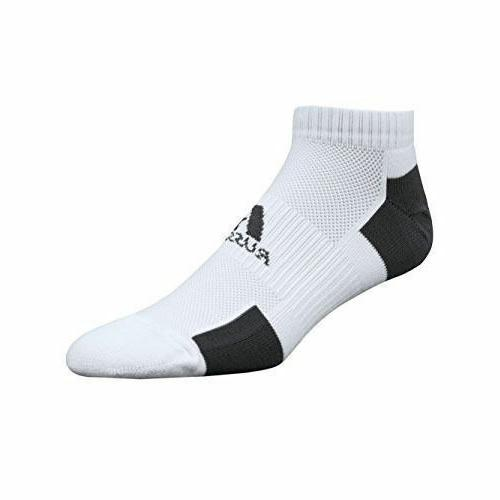 $15.99  Russell Athletic Boy's Men's Low Cut Socks White M M
