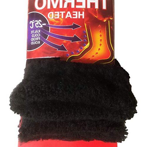 USBingoshop Heat Thick Wool Winter