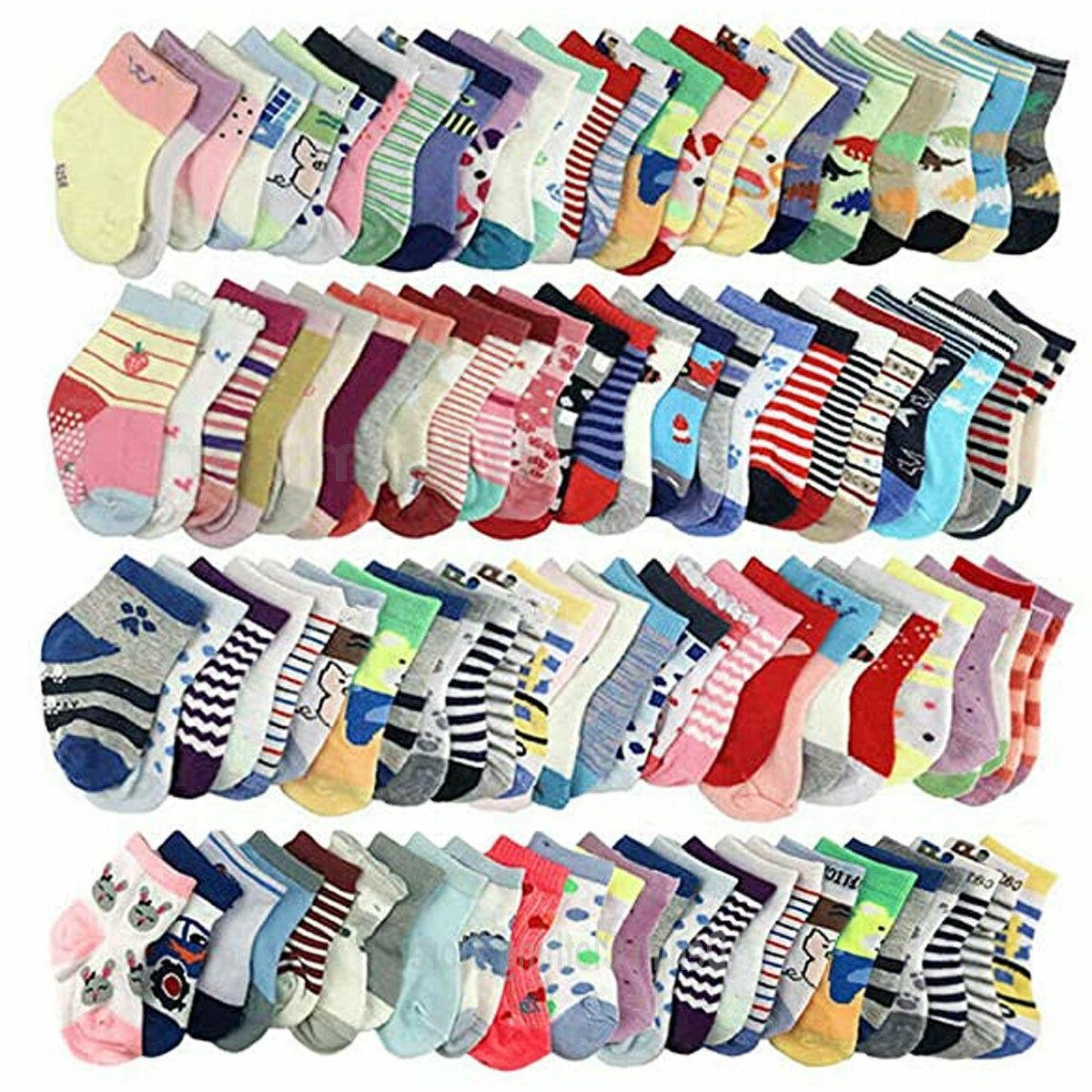 24 120 baby girl newborn socks ankle