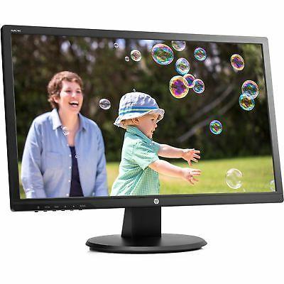 "HP 24"" LCD Monitor - - 5 ms 1920 1080 - Full HD"
