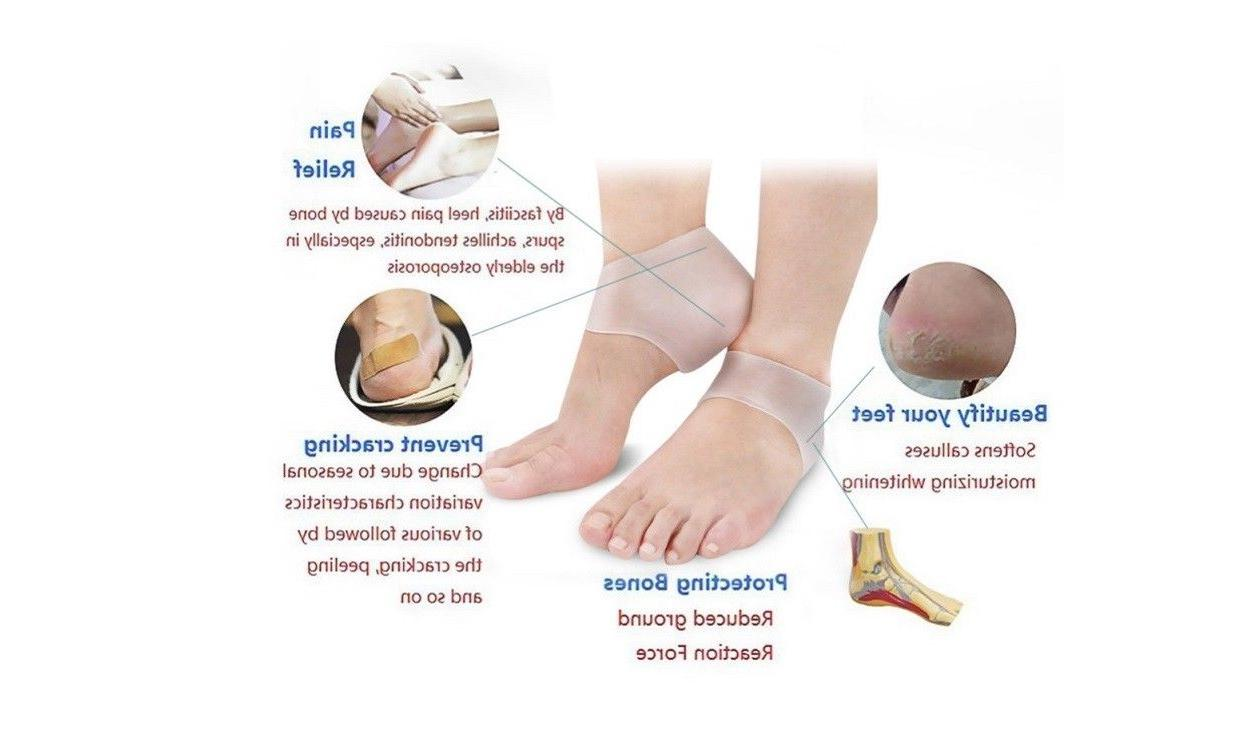 2PC Heel Skin Care