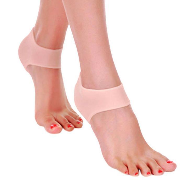 2PCS Silicone Heel Skin