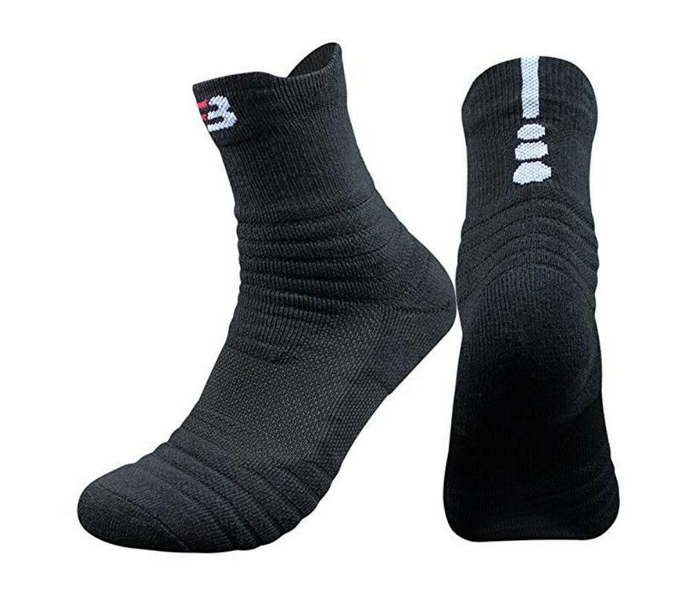 3 Packs Sports Compression Mid-Crew
