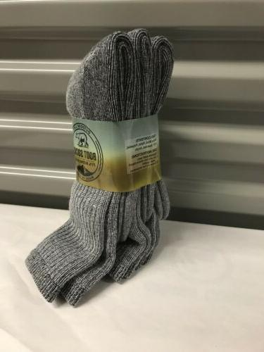 3 pair Outdoor Life Thermal Made In USA
