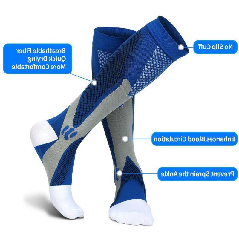 Socks mmHg Calf Fitness