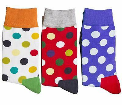 Loritta Womens Cotton Warm Soft Colorful Casual Socks