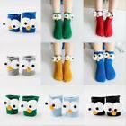 3D Cute Women's Kids Korean Cartoon Socks Animal Fashion Ank