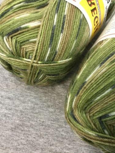 Regia fadig Antik Colors - skeins - - Wool/Polyamide