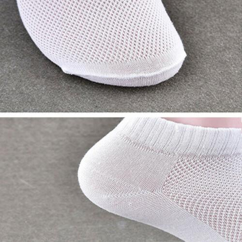 5/10 Pairs Ankle Socks Summer Low Crew Blend Socks