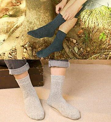 5 Pack Womens Socks Thick