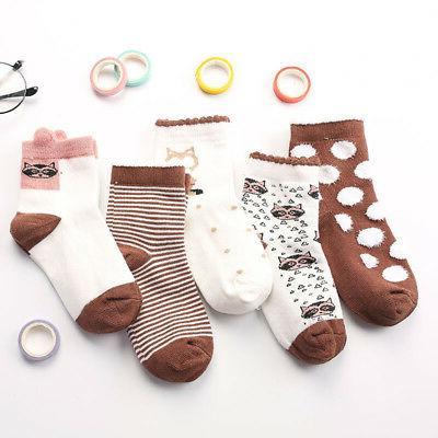 5 Baby Girl Newborn Infant Soft