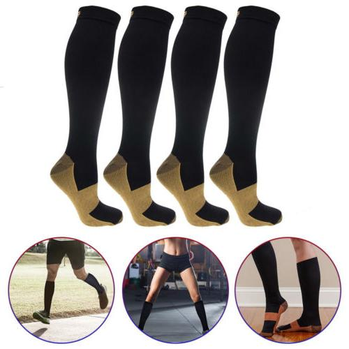 Copper Socks 20-30mmHg Graduated Mens Womens