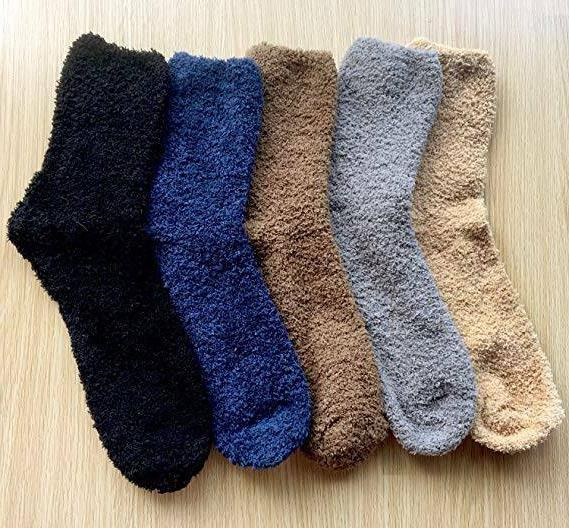 Loritta Pairs Women Warm Super Soft Home Slipper
