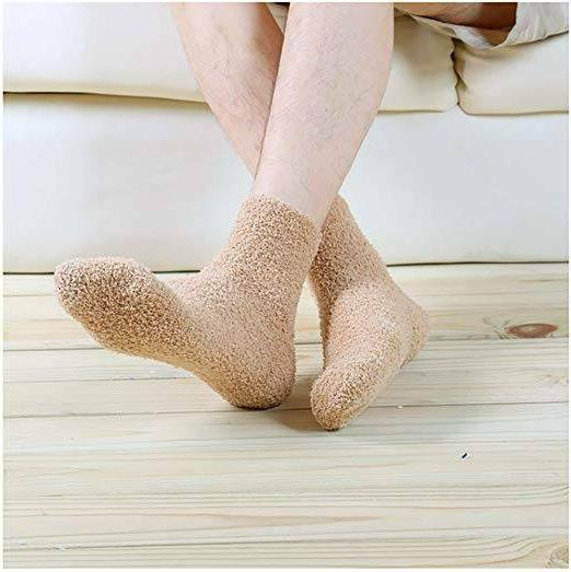 Loritta Pairs Warm Fuzzy Fluffy Slipper