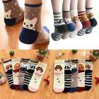YSense 5 Pairs Womens Cute Funny Socks Casual Cotton Crew An