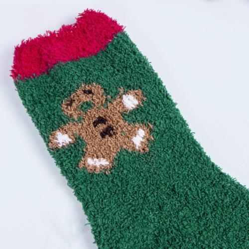 Loritta 5 Pairs Fuzzy Christmas Warm Soft