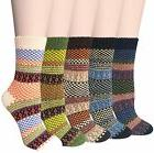 5 pairs womens vintage style winter warm