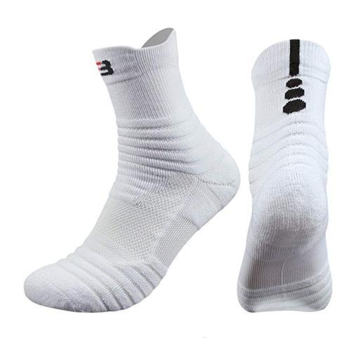 5Pairs Elite Middle Ankle Socks US