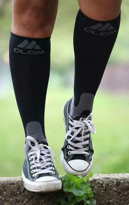 Mojo Compression Socks™ 5XL Compression for Large Ankles