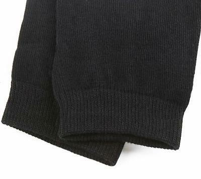 YSense Black Thin Ankle Crew Socks &...
