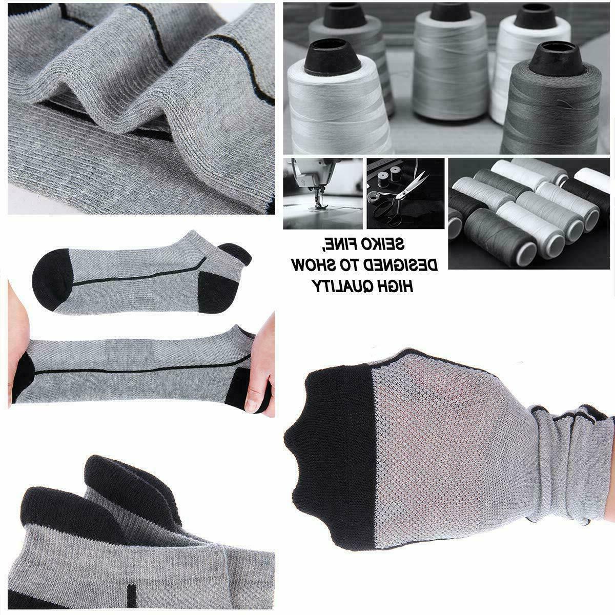 6 Low Ankle Tab Socks Running