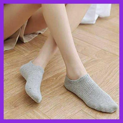Loritta 6 Womens Ankle Socks Show Low Athletic