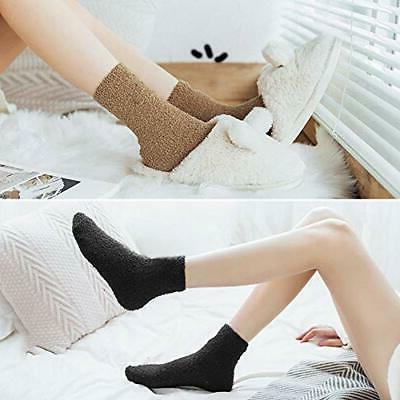 Loritta Fuzzy Socks Warm Winter Multicolor