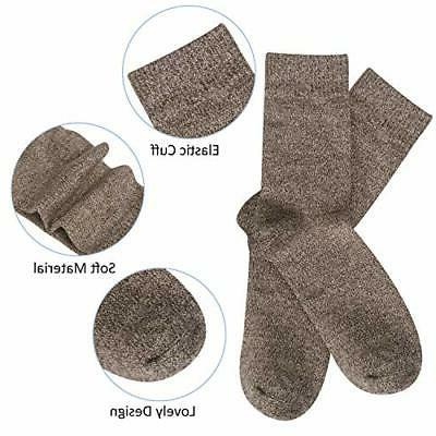 Loritta Socks Dress Knit 02