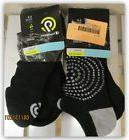 7 PAIR Champion C9 low cut socks Shoe Size 5-9 Black Solid/P