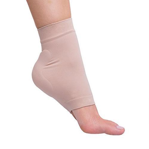 ZenToes Achilles Tendon Protector Socks for Tenderness - Pair