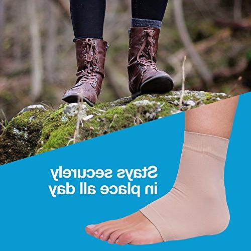 Protector Padded Socks for Bursitis, Tenderness -