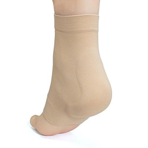 achilles tendon heel protector compression