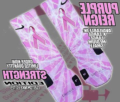 air hyperdunk breast cancer awareness custom elite