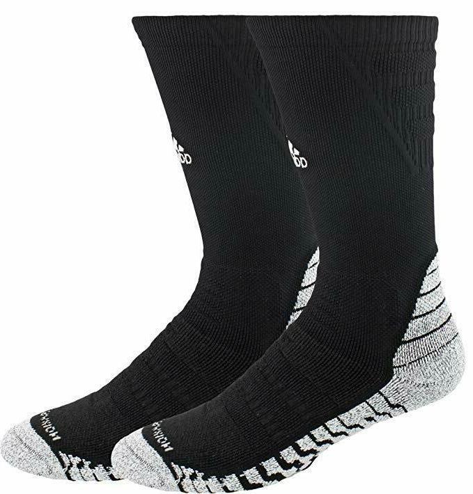alphaskin traxion maximum cushioned crew socks 1