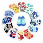 12 Pairs Anti-slip Socks Toddler Socks, HOVEOX Kids Baby Soc