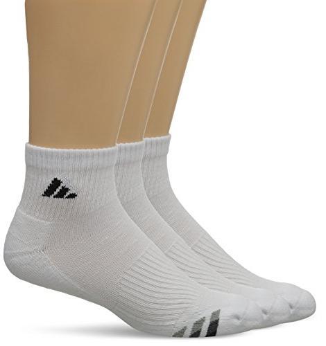 athletic cushioned quarter socks big